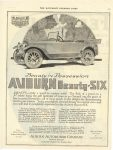 1919 4 5 Beauty in Possession AUBURN Beauty-SIX AUBURN AUTOMOBILE COMPANY AUBURN, INDIANA THE SATURDAY EVENING POST page 133
