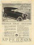 1920 1 24 APPERSON Bros. Automobile Co. THE SATURDAY EVENING POST page 80