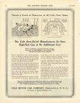 1920 7 17 The Cole Aero-EIGHT Manufactures It's Own High-Test Gas at No Additional Cost COLE MOTOR CAR COMPANY INDIANAPOLIS, U.S.A. THE SATURDAY EVENING POST page 64