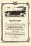 1920 4 15 ELCAR Famous for Beauty and Performance Comfort and Quality ELCAR ELKHART CARRIAGE & MOTOR CAR CO. Elkhart, Indiana MOTOR AGE April 15, 1920 page 116