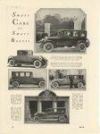 1925 1 MARMON Smart Car for Smart Buyers Nordyke & Marmon Company Indianapolis, Indiana MoToR January, 1925 page 136