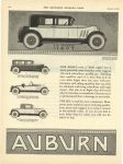 1926 1 9 6-66 Brougham AUBURN AUTOMOBILE COMPANY AUBURN, IND SATURDAY EVENING POST page 160