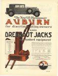 1928 6 The New 115 horsepower AUBURN AUBURN AUTOMOBILE COMPANY AUBURN INDIANA MoToR page 204