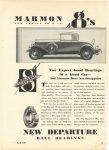 1929 4 MARMON Marmon Motor Car Company Indianapolis, Indiana page 73