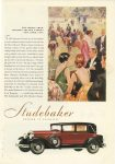 1929 STUDEBAKER THE HORSE SHOW MADISON SQUARE GARDEN NEW YORK CITY STUDEBAKER BUILDER OF CHAMPIONS Studebaker South Bend, Indiana color