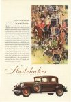 1929 STUDEBAKER YOUR HORSE MUST HAVE METTLE FOR HOUNDS IN SUCH FETTLE STUDEBAKER BUILDER OF CHAMPIONS Studebaker South Bend, Indiana color