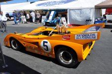 2014 8 15 1971 McLAREN Chris MacAllister HMSA Monterey Historics Mazda Raceway Laguna Seca, CAL August