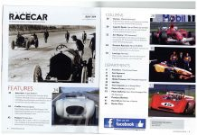 2014 7 To Finish First by Brian Blain VINTAGE RACECAR July 2014 page 4
