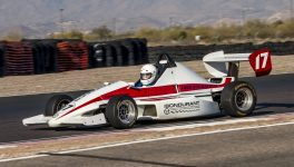 2016 1 Formula MAZDA CDT driving Bob Bondurant School of High Performance Driving Phoenix, AZ January