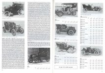 1900 – 1936 AUBURN AUTOMOBILE COMPANY AUBURN INDIANA Standard Catalog of American Cars page 70 & 71
