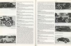DUESENBERG Duesenberg Automobile & Motors Co., Inc. Indianapolis, Indiana ENCYCLOPEDIA OF MOTOR CARS 1885 to the Present Edited by G.N. Georgano pages 210 & 211