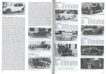 DUESENBERG Duesenberg Automobile & Motors Co., Inc. Indianapolis, Indiana Standard Catalog of American Cars pages 496 & 497