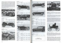 EMPIRE EMPIRE MOTOR CAR CO. Indianapolis, Indiana Standard Catalog of American Cars pages 534 & 535