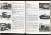 GREAT WESTERN ENCYCLOPEDIA OF MOTOR CARS 1885 to the Present Edited by G.N. Georgano pages 284 & 285