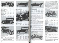 INTER-STATE Inter-State Automobile Co. Muncie, Indiana Standard Catalog of American Cars pages 772 & 773