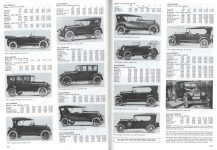 LEXINGTON Lexington Motor Car Co. Connersville, Indiana Standard Catalog of American Cars pages 862 & 863