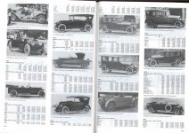 MARMON Nordyke & Marmon Company Indianapolis, Indiana Standard Catalog of American Cars pages 926 & 927