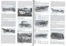 PRATT Elkhart Carriage & Harness Mfg. Co. Elkhart, Indiana Standard Catalog of American Cars pages 1240 & 1241
