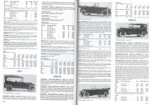 STUDEBAKER Standard Catalog of American Cars pages 1416 & 1417