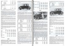 STUDEBAKER Standard Catalog of American Cars pages 1418 & 1419