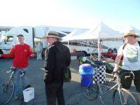 2014 8 JCB, Pete, Dan HMSA Monterey Historics Mazda Raceway Laguna Seca, CAL August