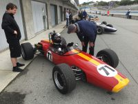 2016 4 9 Jon's Brabham HMSA Mazda Raceway Laguna Seca CAL April