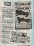 2015 10 8 National Treasure By Chad Elmore Old Cars Weekly News & Marketplace oldcarsweekly.com October 8, 2015  page 73