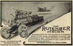 RUTENBER The Rutenber Motor Rutenber Motor Co. Marion, Indiana thumbnail