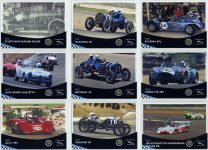 2015 5 Vintage Race cars SVRA Sonoma Historics May 2015
