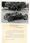 1904 FORD 999 racer 10″×8″ front