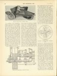 """1905 3 29 3-WHEELER Some Novelties at Recent English Shows REXETTE TRICAR WITH """"TORPEDO"""" BACK THE HORSELESS AGE March 29, 1905 page 380"""