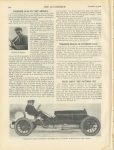 1908 11 19 FACTS ABOUT THE NATIONAL SIX National Six cylinder Candidate for the Grand Prize in Savannah to Be Driven by Hugh Harding THE AUTOMOBILE page 700