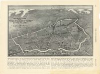 1908 8 13 Map of the Course for the William K. Vanderbilt Cup Race THE AUTOMOBILE U of MN Library page 238