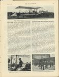 1908 8 6 FERBER AFTER DELAYED HONORS, FARMAN DOES SUCCESSFUL FLIGHTS U of MN Library THE AUTOMOBILE 8.75″x11.75″ page 187