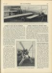 1908 4 2 FARMAN IS STILL THE AIR CHAMPION, GERMAN AERONAUTIC INTEREST KEEN, AERONAUT BISHOP TALKS U of MN Library THE AUTOMOBILE 8.25″x11.25 page 459