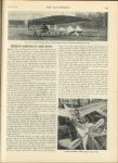 1908 5 7 FRENCH AERONAUTS ARE BUSY U of MN Library THE AUTOMOBILE 8.25″x11.25 page 645