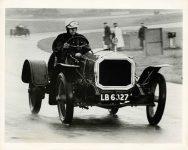 1908 HUTTON race car 10″×8″ front