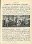 1908 4 2 ODD GOVERNMENT TESTS ALCOHOL AND GASOLINE THE AUTOMOBILE April 2, 1908 page 461