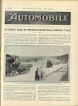 1908 5 21 ALCOHOL FUEL IN FRENCH INDUSTRIAL VEHICLE TOUR THE AUTOMOBILE U of MN Library page 697