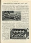 1908 2 27 SIX NATIONS TO PARTICIPATE IN GRAND PRIX THE AUTOMOBILE U of MN Library page 275