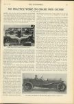 1908 6 25 NO PRACTICE WORK ON GRAND PRIX COURSE By WF Bradley THE AUTOMOBILE page 871
