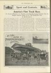 1911 2 1 Sports and Contests America's First Track Race THE HORSELESS AGE U of MN Library page 272
