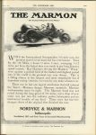 1911 6 7 INDY 500 An Analysis of the Five Century Race THE MARMON THE HORSELESS AGE U of MN Library page 954K