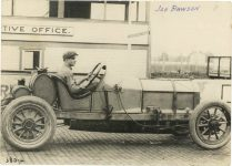 1914 Joe Dawson MARMON Indy 500 racer front
