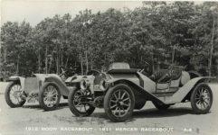 1911 MERCER Raceabout MOON RPPC
