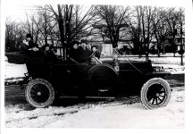 1911 NATIONAL 40 Touring Brendel F 2 5×7 AACA Library