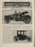 1912 11 6 BUFFALO Electric THE HORSELESS AGE November 6, 1912 Vol 30 No 19 Antique Automobile Club of America Library page 712