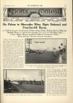 1912 9 4 STUTZ De Palma in Mercedes Wins Elgin National and Free For All Races THE HORSELESS AGE AACA Library page 335