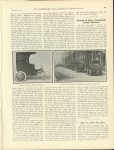 1912 1 10 3-WHEELER Growth of Knox Commercial Vehicle Business ORIGINAL KNOX DELIVERY WAGON THE HORSELESS AGE January 10, 1912 page 109