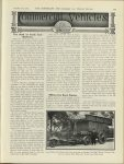 1912 10 16 ODD Fifteen – ton Knox Tracker. A Bank on Wheels. Zimbrich Builds Motor Bus Colonial Type Hotel Bus THE HORSELESS AGE October 16, 1912 Vol 30 No 16 page 593